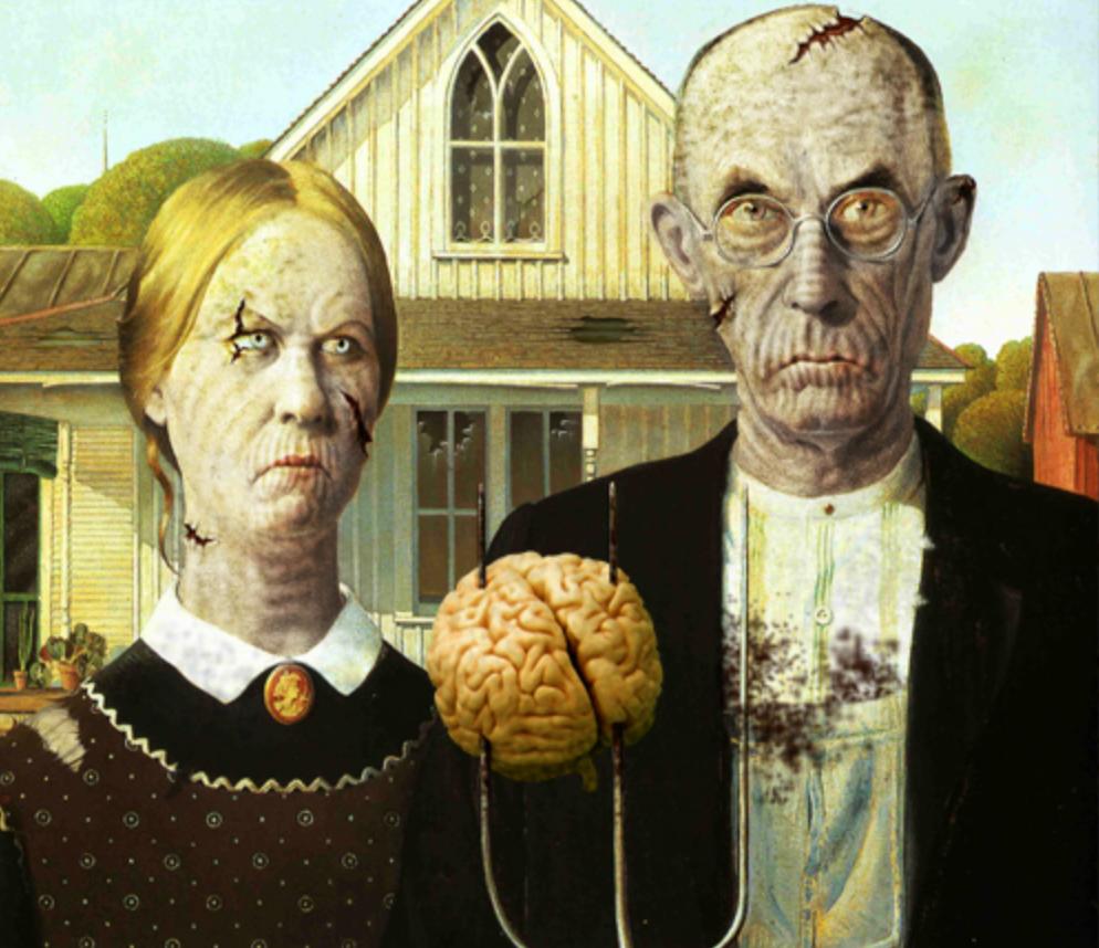 Zombie Gothic