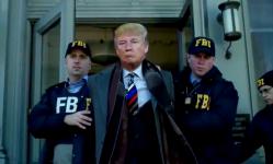 Trump perp walk